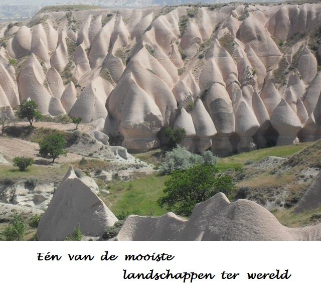 Mooiste landschap ter wereld turkije foto guido de vliegher - De mooiste woningen in de wereld ...